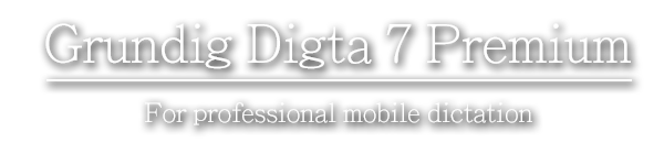 Digta 7 text over parallax