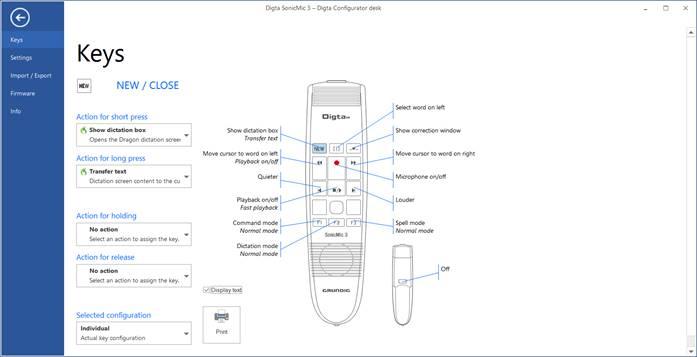 Grundig Voicepro Technologies